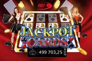 Jackpot EGT pe NetBet