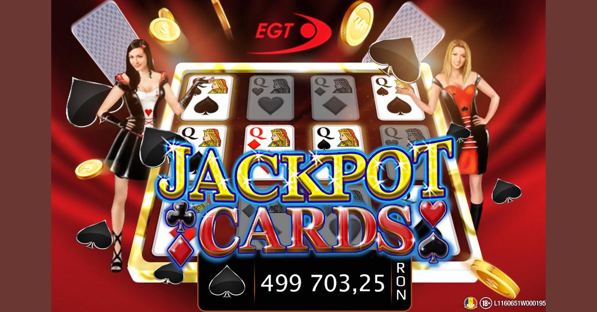 Jackpot Record EGT la NetBet