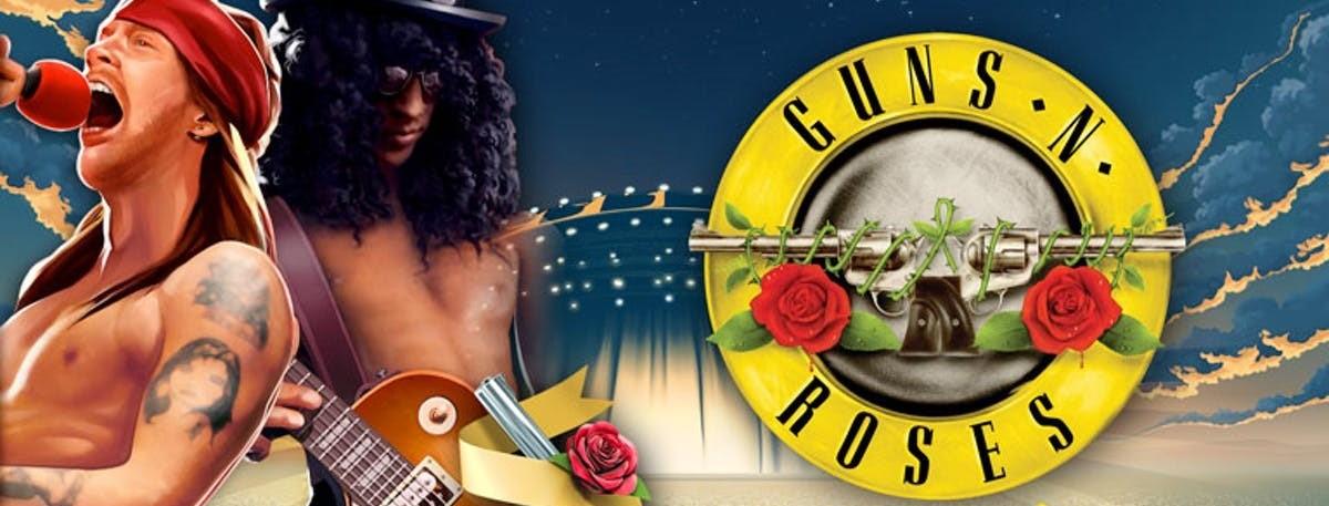 Slot Rock Guns'N Roses