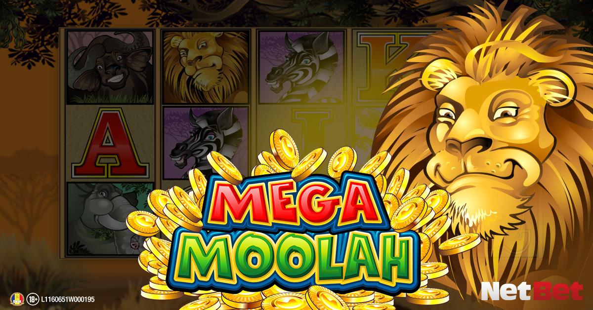 Jocul slot Mega Moolah