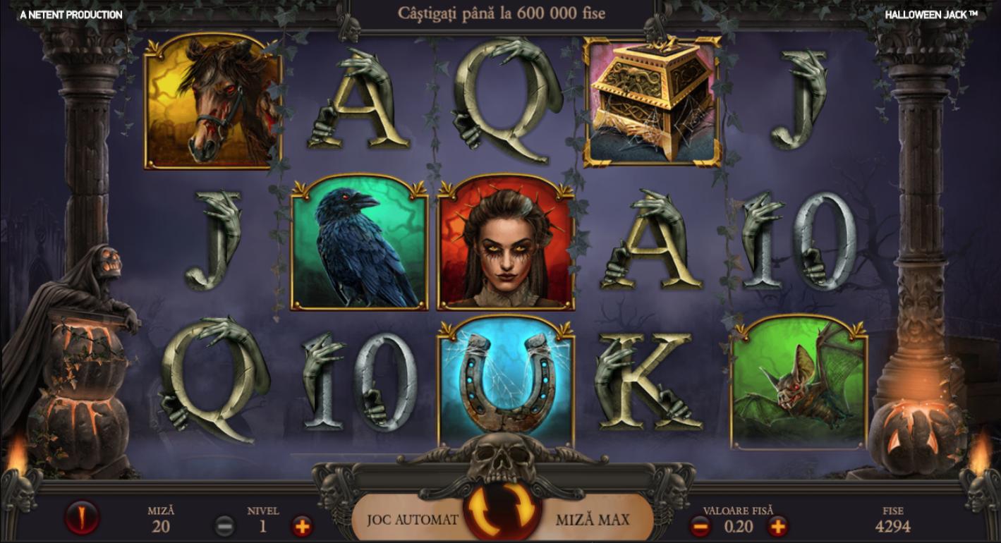 Slot Halloween Jack