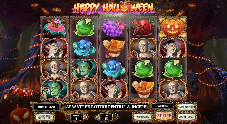 Slot Happy Halloween