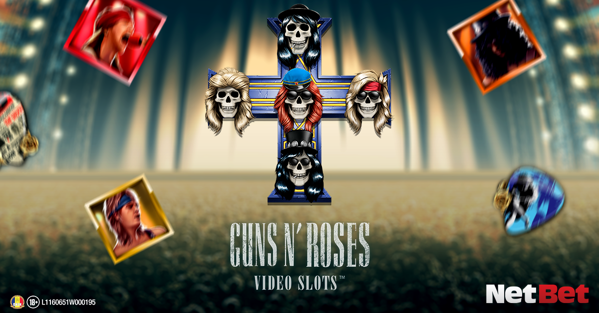 Jocul Slot Guns N' Roses