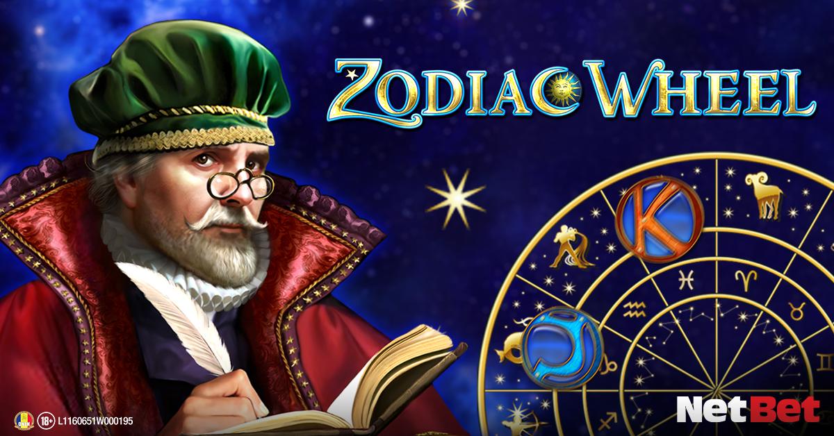 Jocul slot Zodiac Wheel