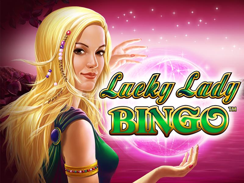 Lucky Lady Bingo