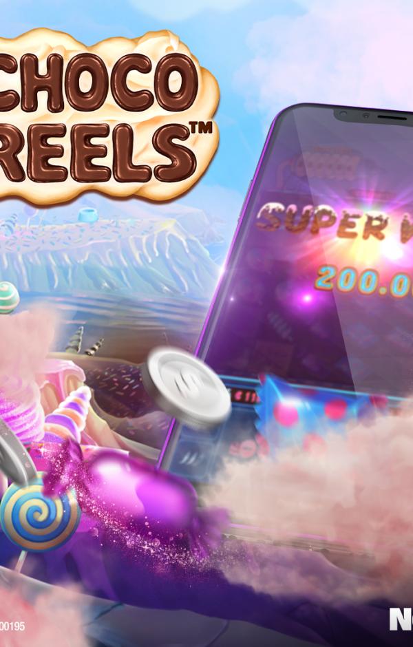 Choco Reels Slot Online