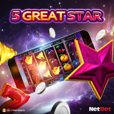 5 Great Star