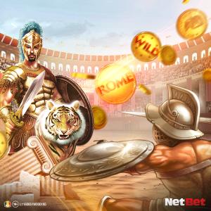 Sloturi cu tematică inspirată din Roma Antică
