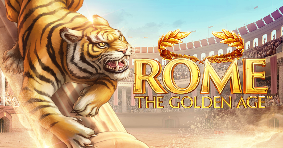 Rome: The Golden Age - NetEnt - Sloturi inspirate din Roma Antică