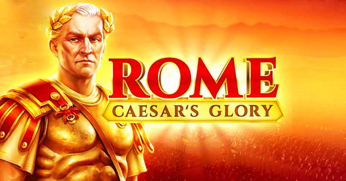 Rome: Caesar's Glory - Playson