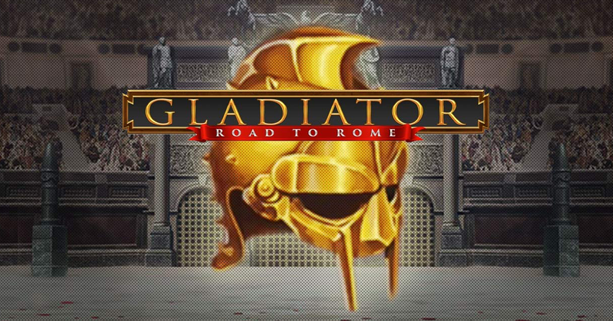 Gladiator: Road to Rome - Playtech