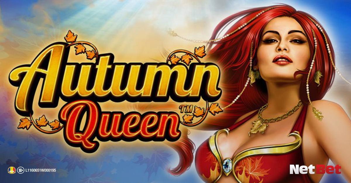 Sloturi cu tematică de toamnă - Autumn Queen