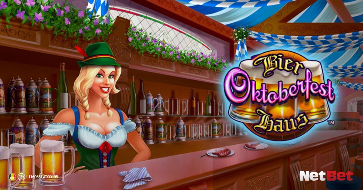 Sloturi cu tematică de toamnă - Bier House Oktoberfest